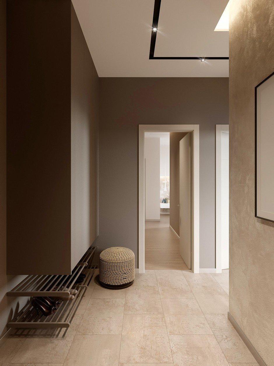 Фотография: Прихожая в стиле Современный, Miele, Проект недели, 2 комнаты – фото на InMyRoom.ru