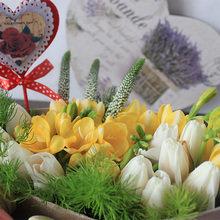 Фото из портфолио Мои букеты... – фотографии дизайна интерьеров на InMyRoom.ru