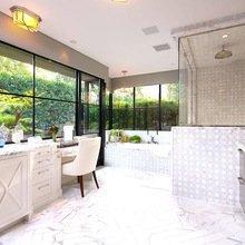 Фотография: Ванная в стиле Современный, Дом, Дома и квартиры, Бассейн – фото на InMyRoom.ru