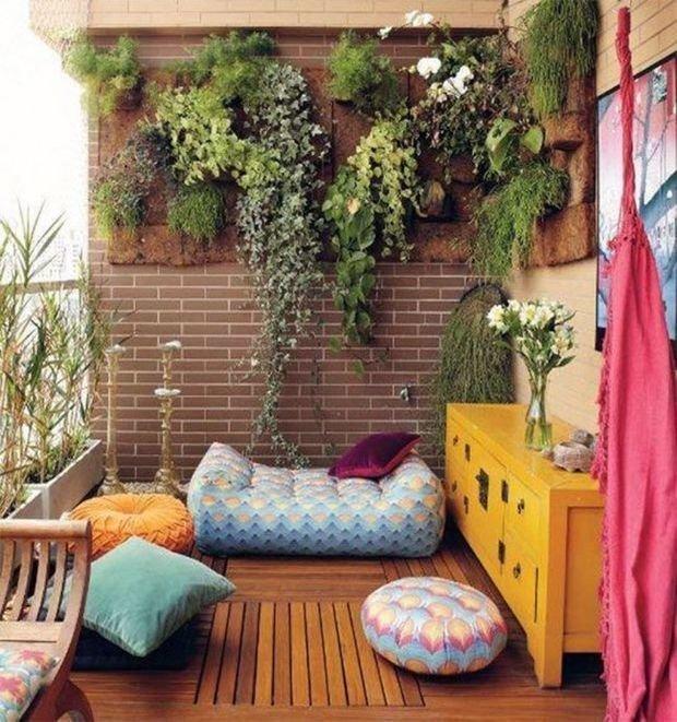 Фотография: Балкон в стиле Восточный,  – фото на INMYROOM