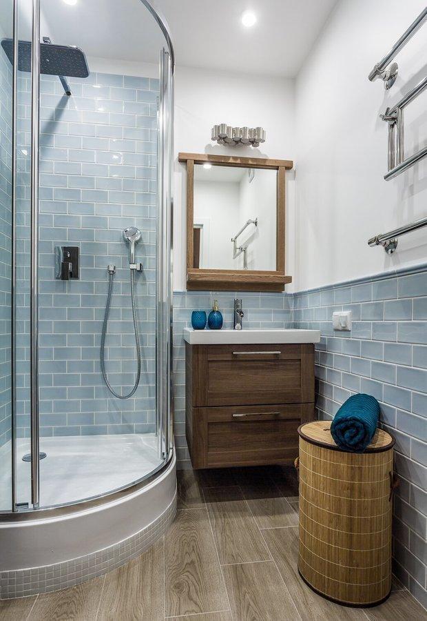Фотография: Ванная в стиле Современный, Советы, Ремонт на практике – фото на InMyRoom.ru