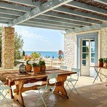 Фото из портфолио Потрясающая вилла на греческом острове  – фотографии дизайна интерьеров на INMYROOM