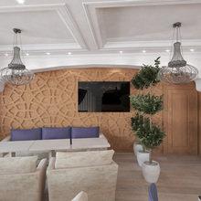 Фото из портфолио Дизайн интерьера кафе Ялта – фотографии дизайна интерьеров на InMyRoom.ru