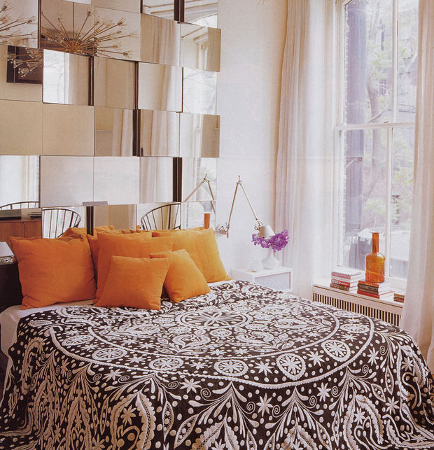 Фотография: Спальня в стиле , Интерьер комнат – фото на InMyRoom.ru