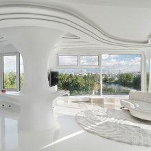 Фото из портфолио Интерьер, поднявшийся над самим собой… – фотографии дизайна интерьеров на InMyRoom.ru