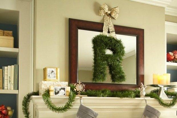 Фотография: Декор в стиле , Декор интерьера, DIY, Праздник, Новый Год – фото на InMyRoom.ru
