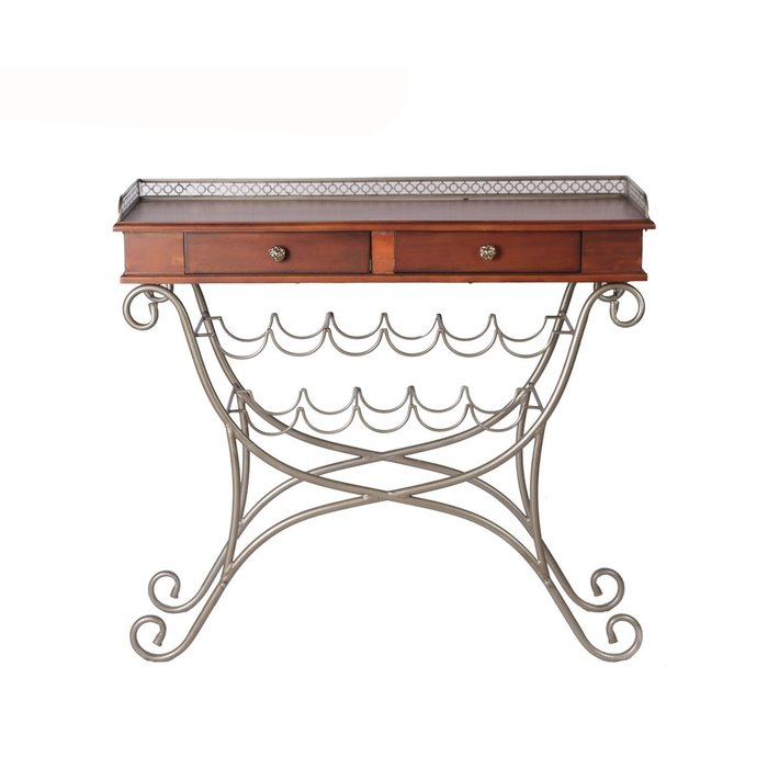 Винный столик-консоль Эдмонд