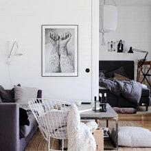 Фото из портфолио  Благородный серый... – фотографии дизайна интерьеров на INMYROOM