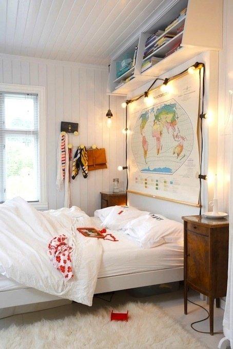 Фотография: Детская в стиле Скандинавский, Декор интерьера, Мебель и свет – фото на InMyRoom.ru