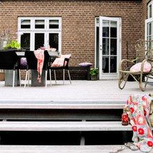 Фотография: Терраса в стиле Современный, Дом, Bloomingville, Дома и квартиры – фото на InMyRoom.ru