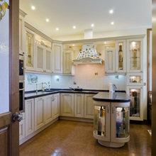 Фотография: Кухня и столовая в стиле  – фото на InMyRoom.ru