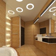 Фото из портфолио Квартира Оксаны – фотографии дизайна интерьеров на INMYROOM