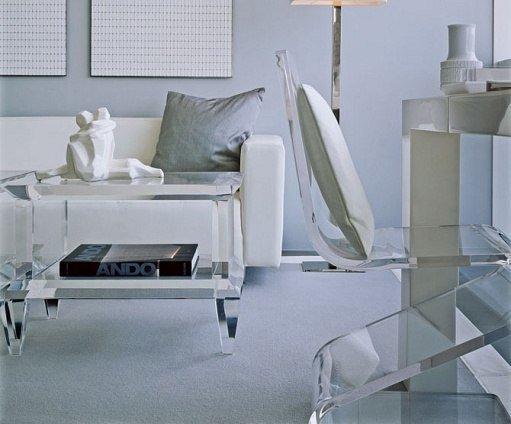 Фотография: Гостиная в стиле Современный, Декор интерьера, Мебель и свет, Журнальный столик – фото на InMyRoom.ru