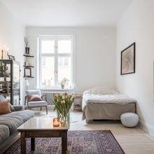 Фото из портфолио Brännkyrkagatan 49 – фотографии дизайна интерьеров на INMYROOM