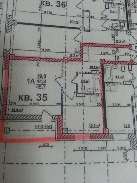 Помогите  распланировать  кухню  студию  с  плана