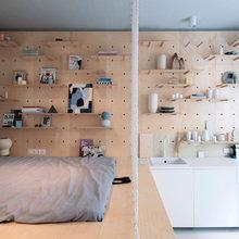 Фото из портфолио Крошечная квартира в Будапеште, Венгрия – фотографии дизайна интерьеров на INMYROOM