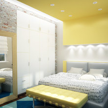 Фото из портфолио Три детские комнаты – фотографии дизайна интерьеров на InMyRoom.ru
