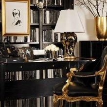 Фотография: Офис в стиле Классический, Декор интерьера, Дизайн интерьера, Цвет в интерьере, Желтый – фото на InMyRoom.ru