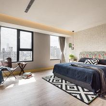 Фото из портфолио квартира в г.Гаосюн, Тайвань для семейной пары,и их трёх любимых кошек – фотографии дизайна интерьеров на InMyRoom.ru