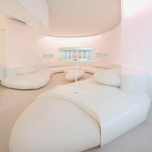 Фотография: Гостиная в стиле Хай-тек, Дизайн интерьера – фото на InMyRoom.ru