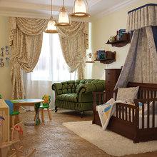 Фото из портфолио спальня для детей – фотографии дизайна интерьеров на InMyRoom.ru