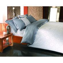 Комплект постельного белья евро Massimo серый