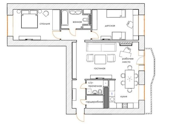Фотография: Планировки в стиле , Декор интерьера, Квартира, Дома и квартиры, IKEA – фото на InMyRoom.ru