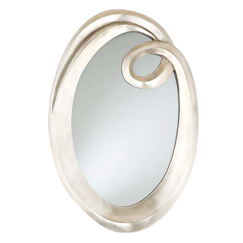 Купить Настенное зеркало Schuller в раме из фольги, inmyroom, Испания