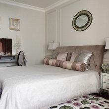 Фотография: Спальня в стиле Классический, Квартира, Дома и квартиры, Прованс, Москва – фото на InMyRoom.ru