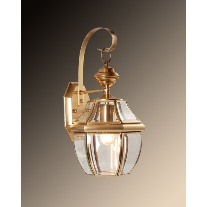 Уличный настенный светильник Vitrage ARTE LAMP VITRAGE