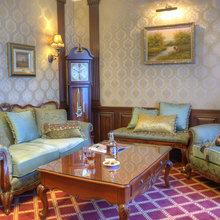 Фото из портфолио Slake Design  – фотографии дизайна интерьеров на InMyRoom.ru