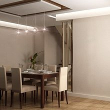 Фото из портфолио Яркие варианты освещения – фотографии дизайна интерьеров на INMYROOM