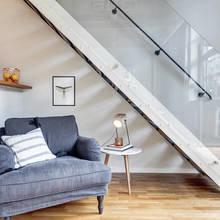 Фото из портфолио Стильная квартира-дуплекс – фотографии дизайна интерьеров на INMYROOM