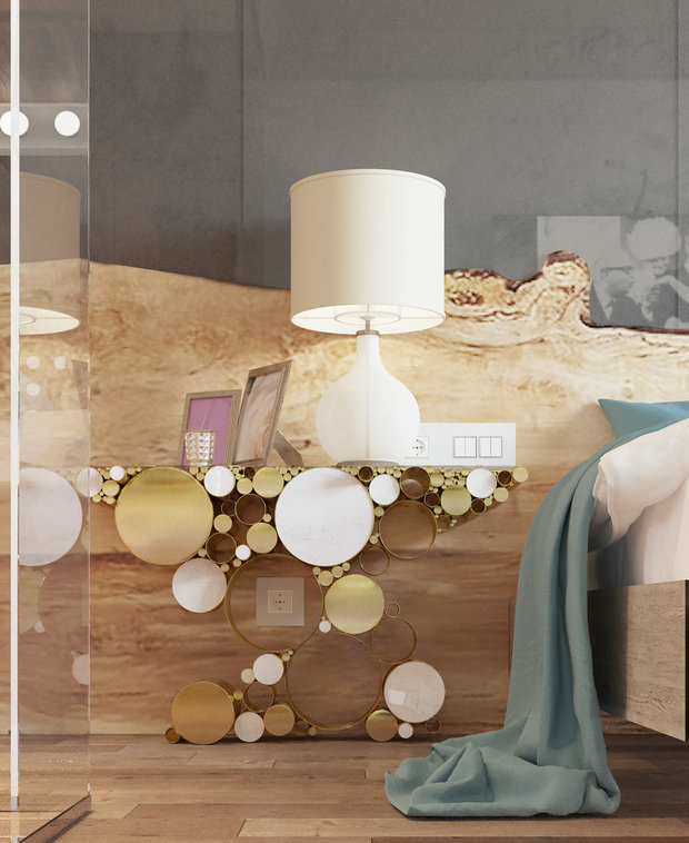 Фото из портфолио apartment 46m – фотографии дизайна интерьеров на INMYROOM