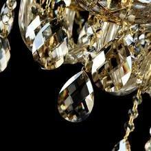Подвесная люстра Maytoni Brandy  с хрустальными подвесками