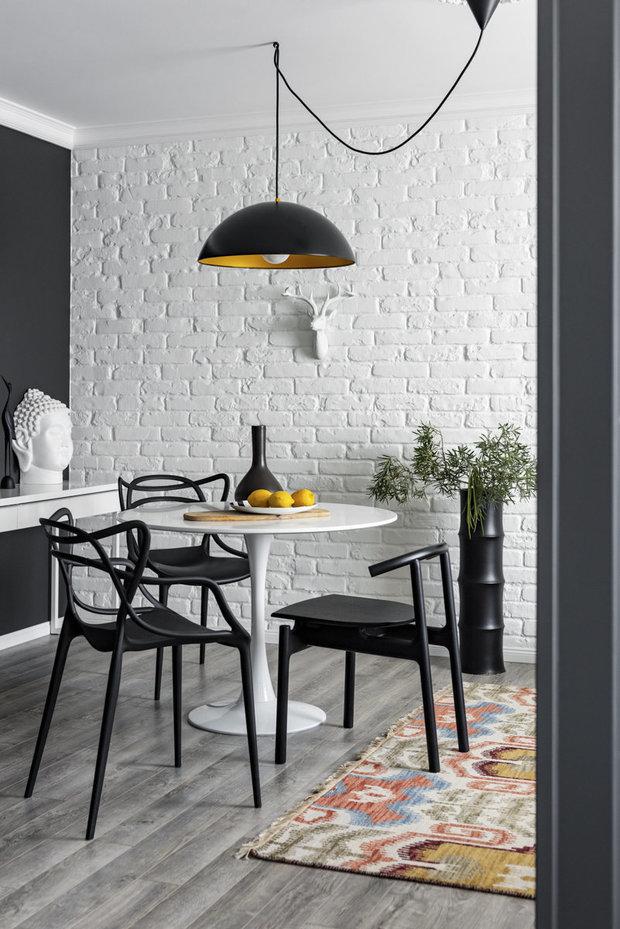 Фотография: Кухня и столовая в стиле Скандинавский, Современный, Декор интерьера – фото на INMYROOM