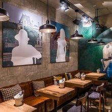 """Фото из портфолио Ресторан """"Gouse Gouse"""" – фотографии дизайна интерьеров на INMYROOM"""