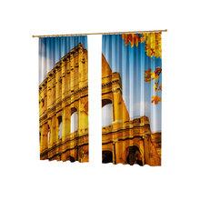 Фотошторы: Колизей осенью