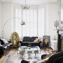 Фотография: Гостиная в стиле Скандинавский, Дизайн интерьера, Лондон, Викторианский – фото на InMyRoom.ru
