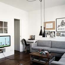 Фото из портфолио Runiusgatan 7,Kungsholmen – фотографии дизайна интерьеров на InMyRoom.ru