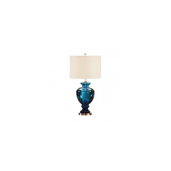 Настольная лампа Glass Table Lamp with Shade