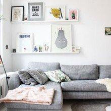 Фото из портфолио Интерьер с графическими линиями и яркими цветами – фотографии дизайна интерьеров на INMYROOM