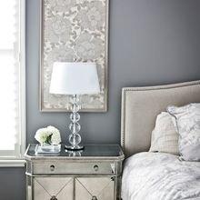 Фотография: Спальня в стиле Кантри, Декор интерьера, DIY, Квартира, Декор, Красный, Зеленый, Желтый, Синий, Голубой – фото на InMyRoom.ru