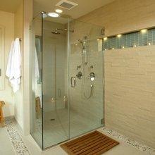 Фотография: Ванная в стиле Современный, DIY, Интерьер комнат – фото на InMyRoom.ru
