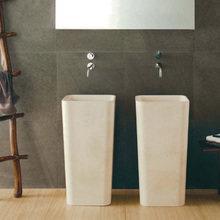 Фотография: Ванная в стиле Минимализм, Стиль жизни, Советы – фото на InMyRoom.ru