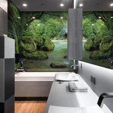 Фото из портфолио Green elephant – фотографии дизайна интерьеров на INMYROOM