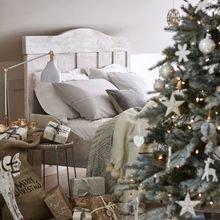 Фотография: Спальня в стиле Скандинавский, Декор интерьера, Новый Год, HOFF – фото на InMyRoom.ru