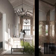 Фото из портфолио Дом Николина Гора  – фотографии дизайна интерьеров на INMYROOM
