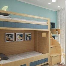 Фото из портфолио Детская для мальчиков – фотографии дизайна интерьеров на INMYROOM
