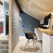 Фотография: Офис в стиле Лофт, Дом, Дома и квартиры, IKEA, Проект недели – фото на InMyRoom.ru